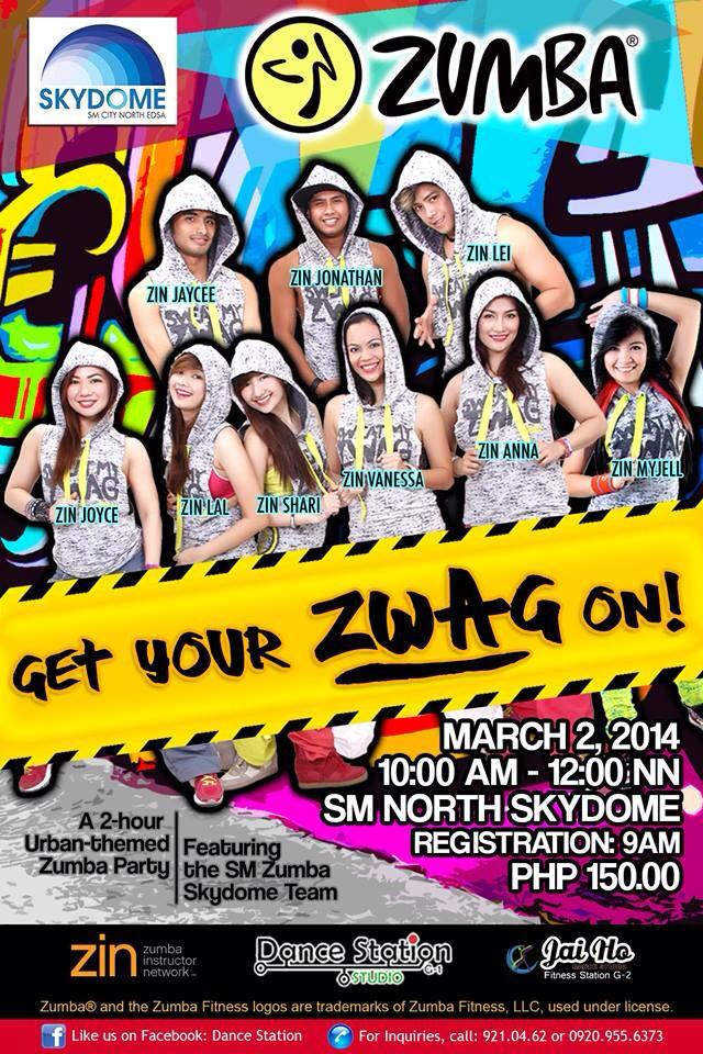 zumba-get-your-zwag-on-2014-poster