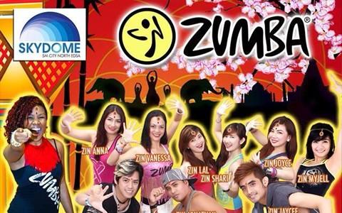 Zumba Oriental Fusion Cover 2014