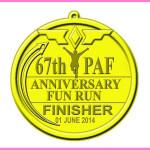 philippine-air-force-67th-anniversary-run-2014-medal