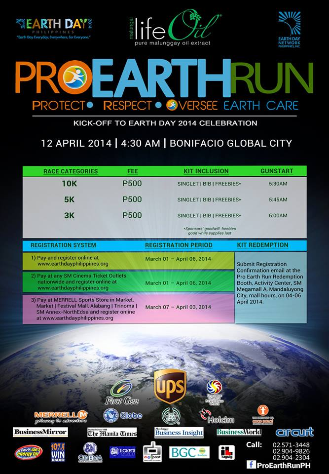 pro-earth-run-2014-poster
