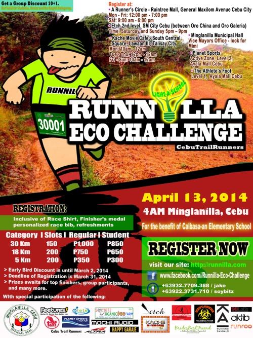 runnilla-eco-challenge-2014-poster