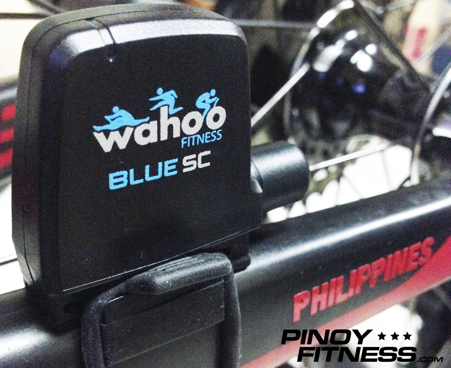 Wahoo Fitness Blue Sc Review Philippines Pinoy Spidometer Cateye Strada Cadence Speed And Sensor