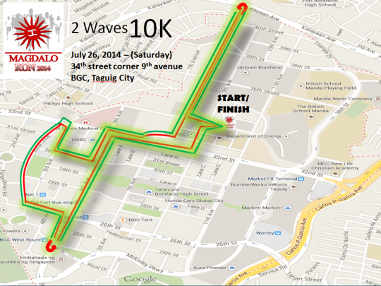 10K Route New