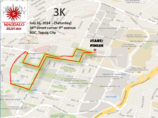 3K Route New