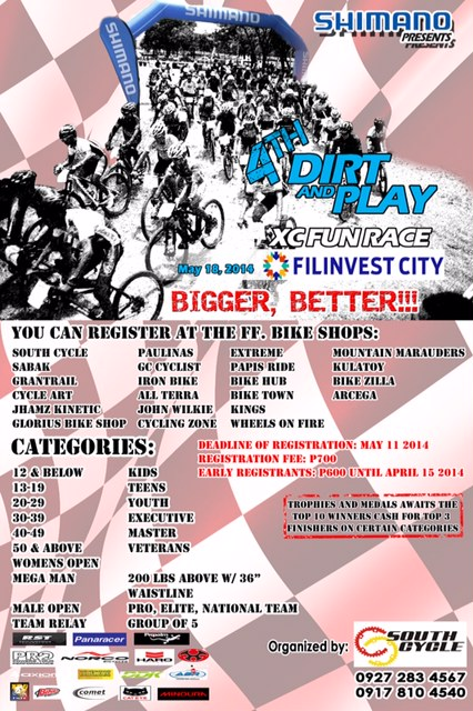 4th-shimano-dirt-and-play-fun-race-2014-poster
