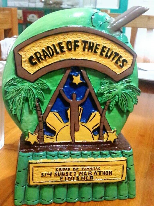 CRDALE OF THE ELITE TROPHY