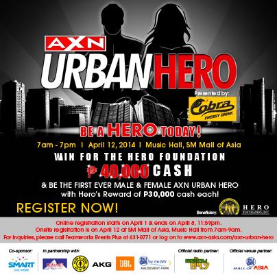 axns-urban-hero-2014-poster