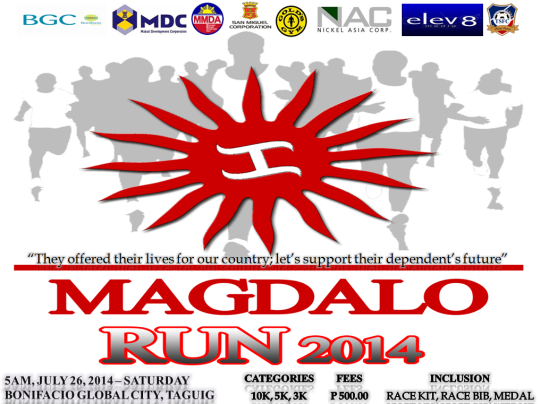 magdalo-run-2014-poster