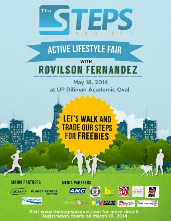 steps-project-active-lifestyle-fair-2014-poster