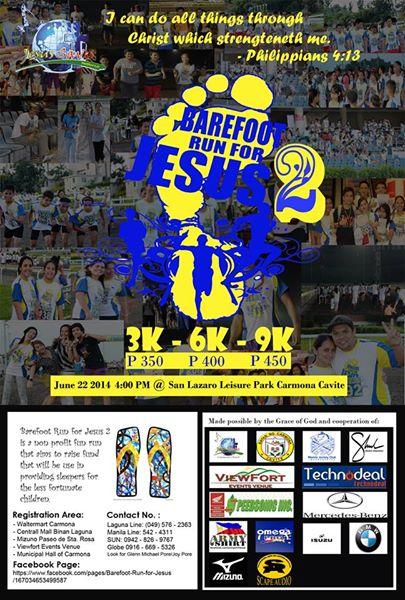barefoot-run-for-jesus-2014-poster