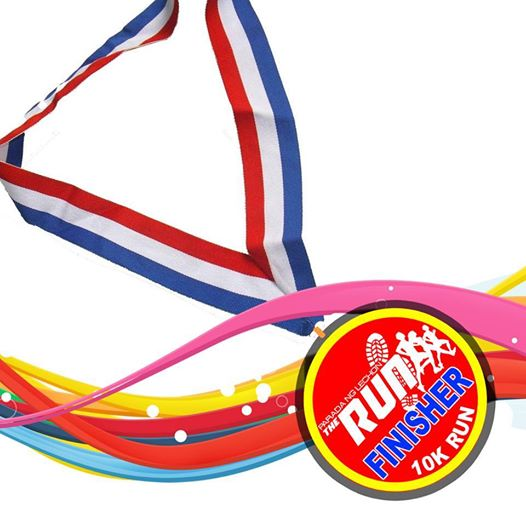 finsher medal