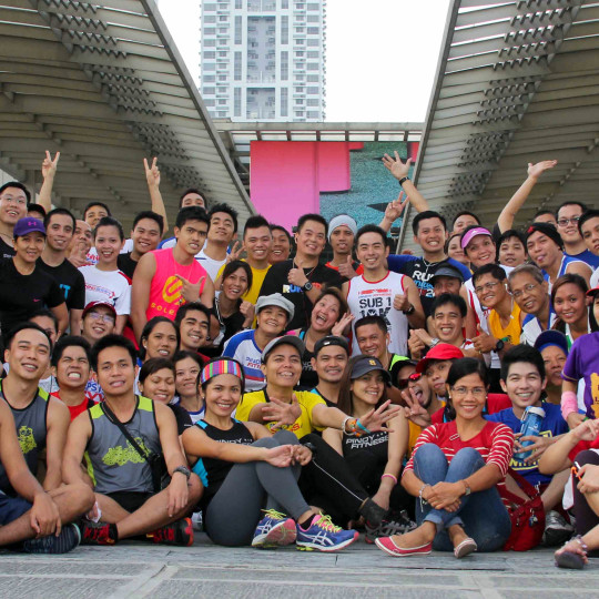 Pinoy Fitness RUN MEET 2014