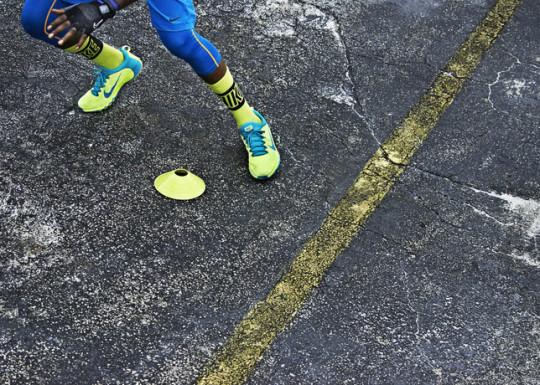 Jon Jones in Nike Free Trainer 5.0 (2)