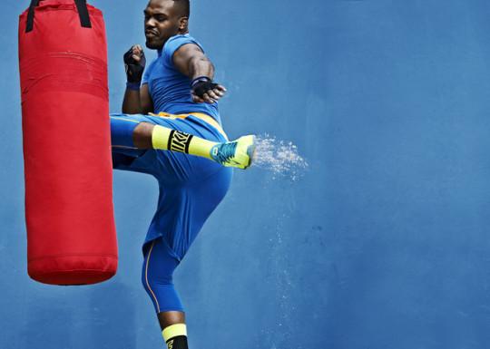 Jon Jones in Nike Free Trainer 5.0 (3)