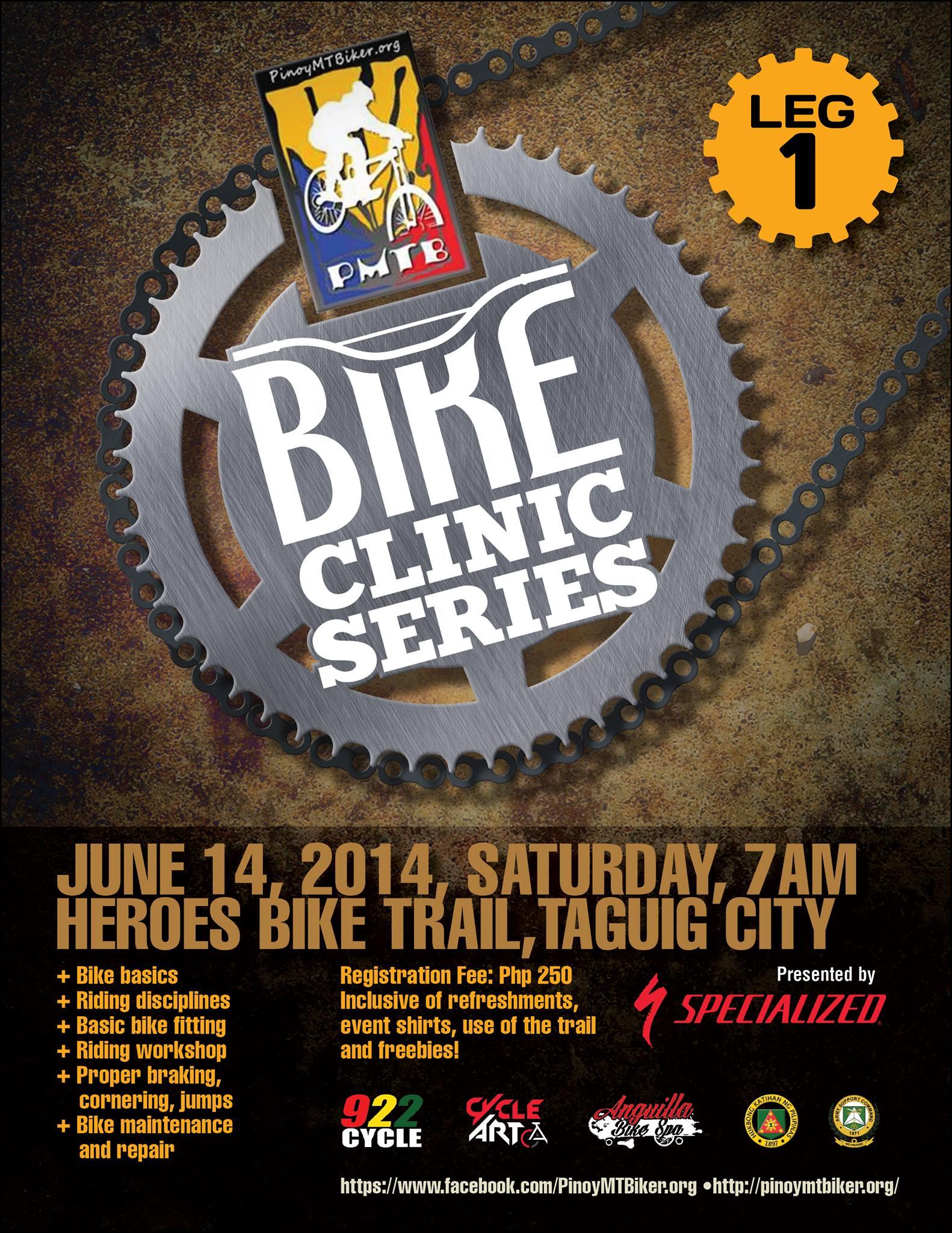 pinoy-mtbiker-bike-clinic-leg1-2014-poster