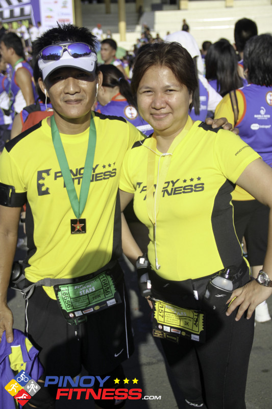 Run with the Stars 2014