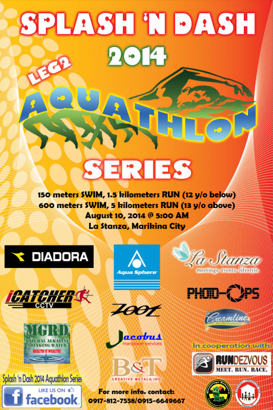 splash-n-dash-aquathlon-series-leg-2-2014-poster