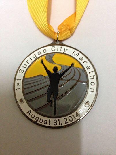 1st-surigao-city-marathon-2014-medal
