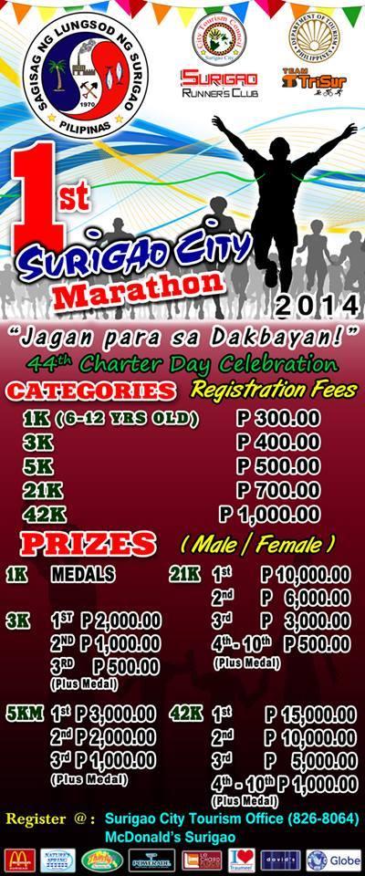 1st-surigao-city-marathon-2014-poster