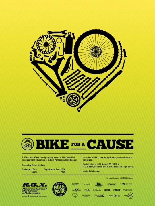 Bike-For-a-Cause-2014-poster