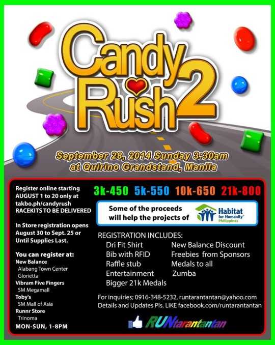 Candy Rush 2 poster