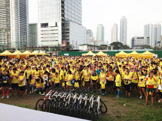 Energen Run Manila