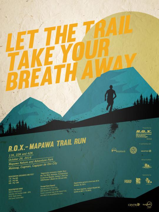 18x24_R)X Mapawa Run II_Poster
