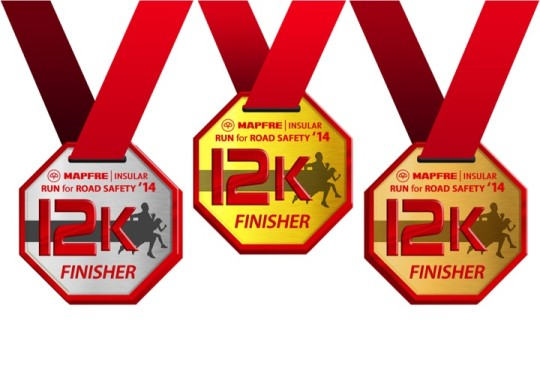 Medals 12k