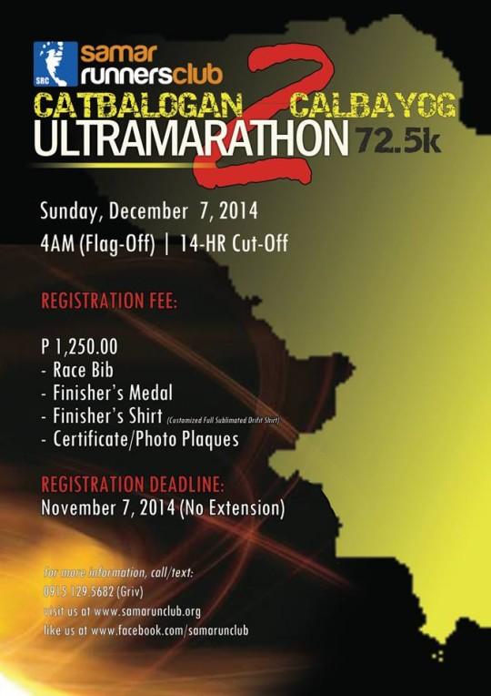 SRC-C2C-Ultramarathon-2014-Poster