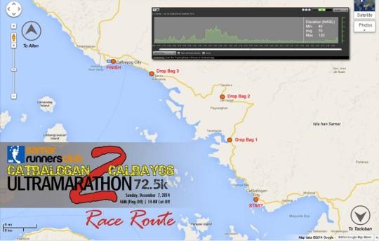 SRC-C2C-Ultramarathon-2014-Race-Route