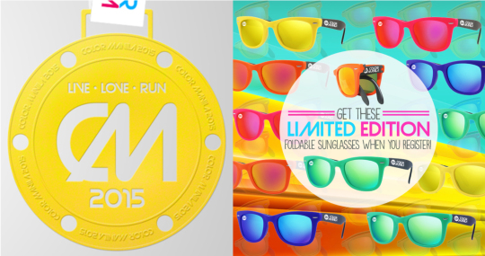 Color-Manila-Run-Year-3-2015-Medal-Sunglasses