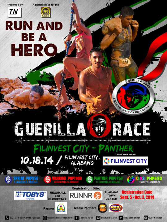 Guerilla-Race-Panther-Poster