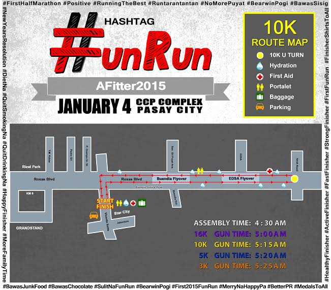 energen 10k Energen family run 2013 will be held on may 26, 2013 at the bonifacio global city, taguig this is a benefit run for the abs-cbn bantay bata 163.