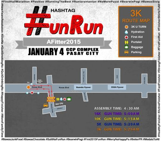 Hashtag-Fun-Run-3K-Map