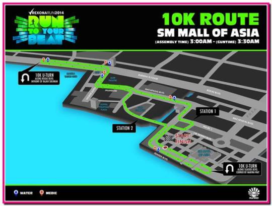 Rexona-Run-2014-10K-Map