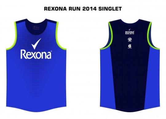 Rexona-Run-2014-Singlet