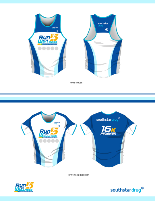 Southstar-Drug-Run-for-Wellness-5-Singlet-And-Finisher-Shirt