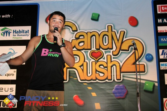 Candy Rush 2 | Pinoy Fitness
