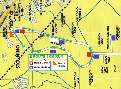rotary-fun-run-2014-3K-map