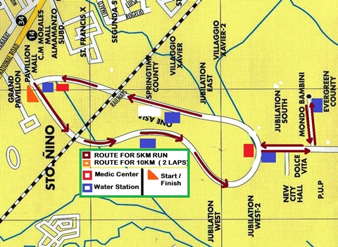 rotary-fun-run-2014-5K-and-10K-map-
