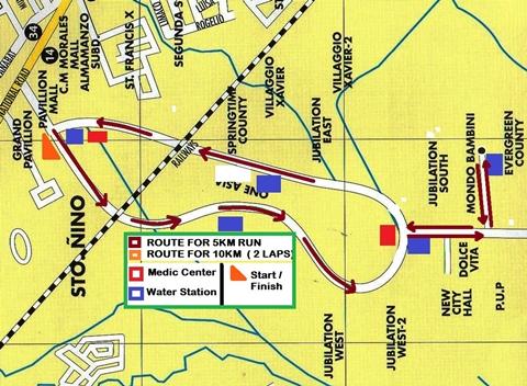 rotary-fun-run-2014-5K-and-10K-map-