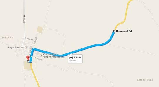 Burgos-Fun-Run-2014-5K-Route-Map