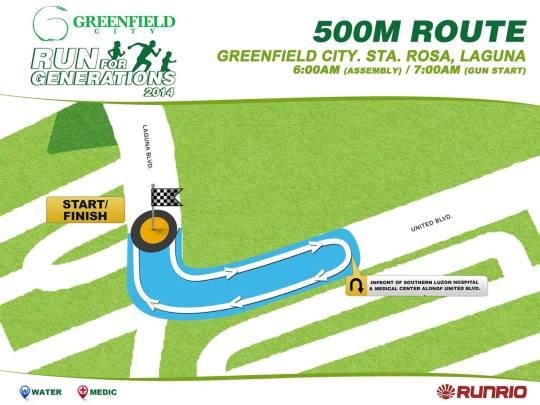 Greenfield-City-Run-2014-500m-Map