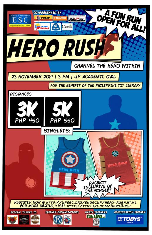 Hero-Rush-Poster