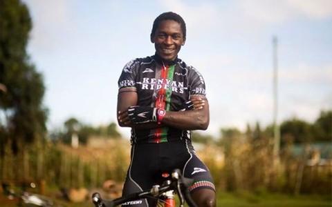 John Muya Njoroge killed Tour of Matabungkay Cover