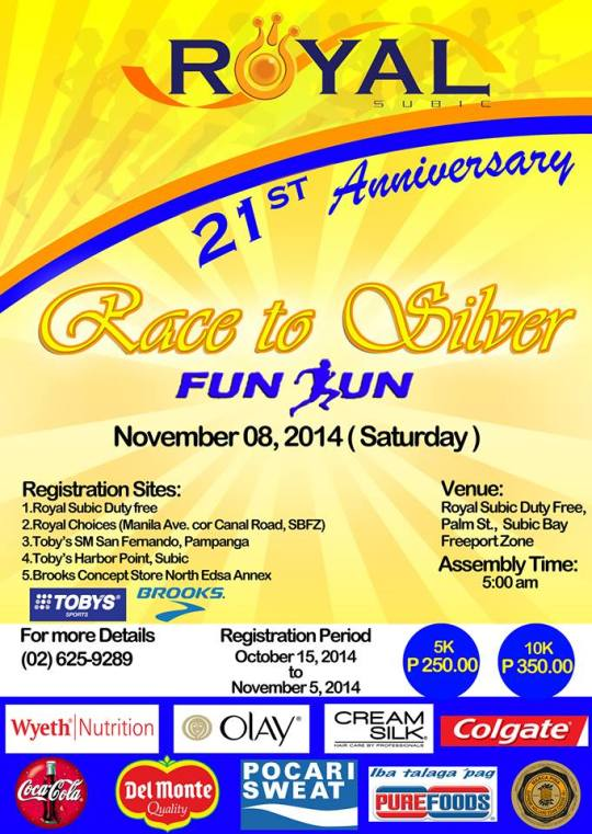Royal-Subic-Race-To-Silver-Poster