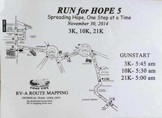 Run-For-Hope-5-21K-10K-3K-Map