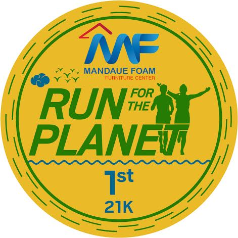 Run-For-The-Planet-Medal
