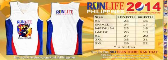 Run-Life-PH-Singlet
