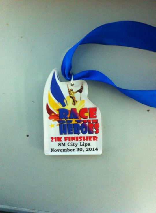Run-Of-The-Heroes-Medal